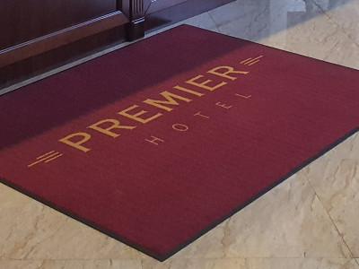 Ра ковёр в отеле премьер Смоленск